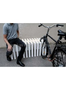 "Bicycle Stand ""Piano"""