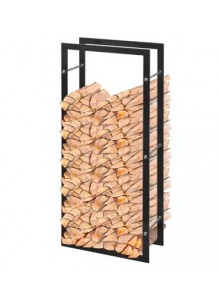 Firewood Stand Retractable 100 cm