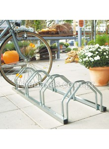 Floor bike stand 4 racks